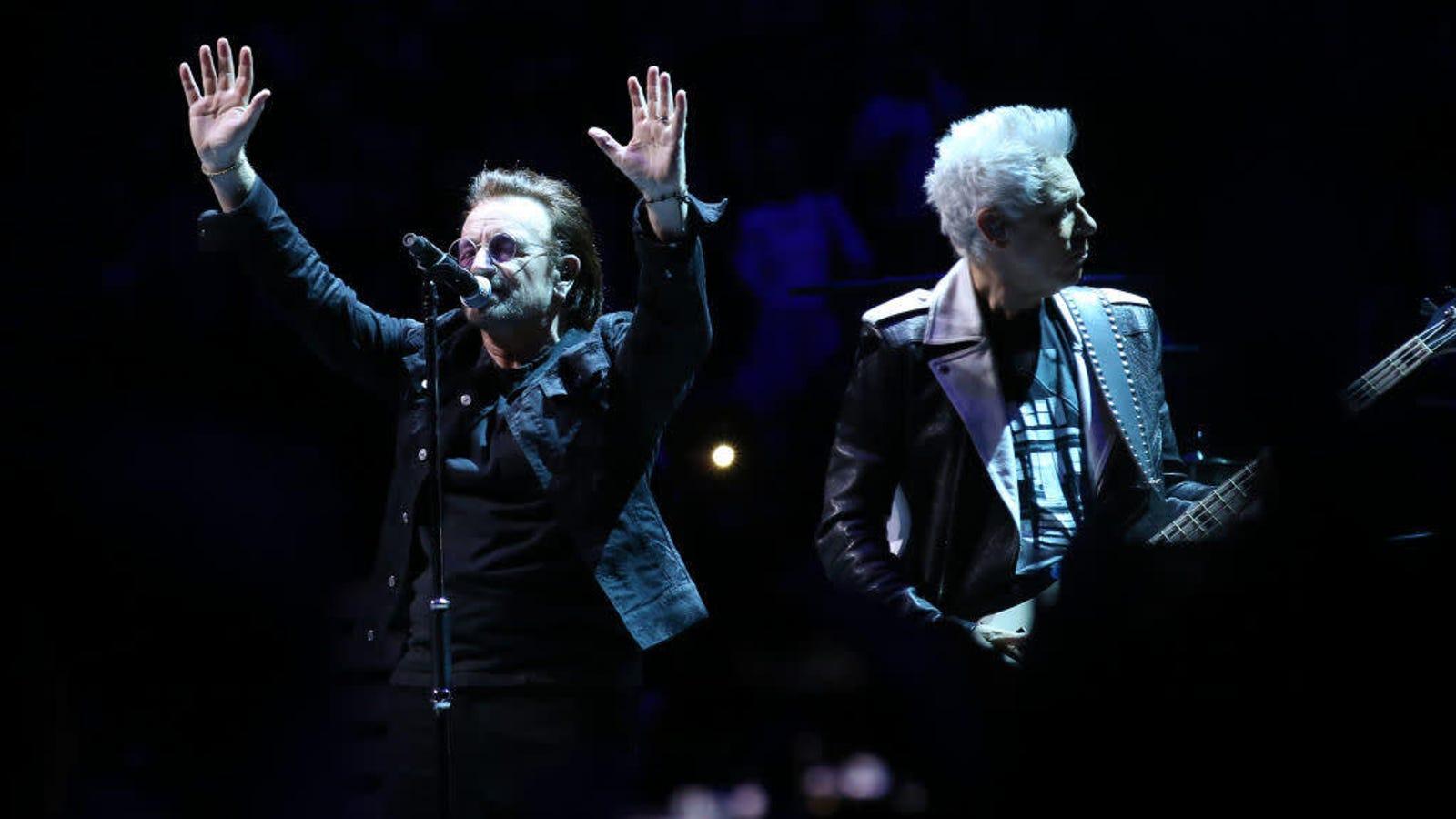 Last Call: My favorite U2 track in years