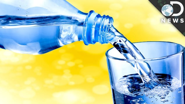 how to tell if bottled water is bad