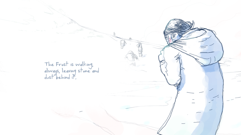 Illustration for article titled Survival Game Frost Looks Great, Doesn't Play As Well