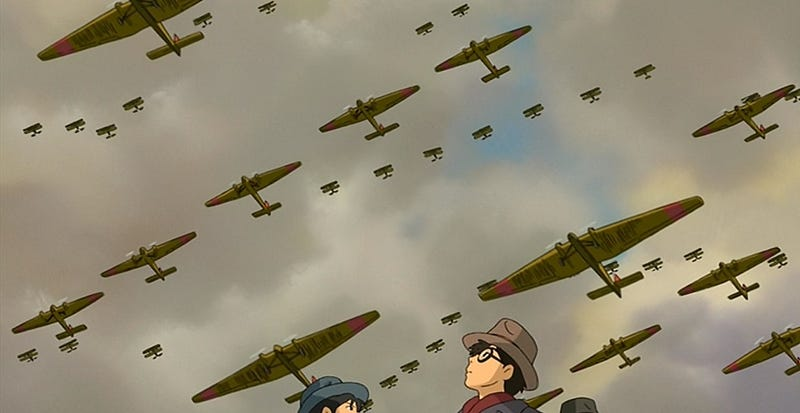 Illustration for article titled The Madness and Dreams of Miyazaki's The Wind Rises