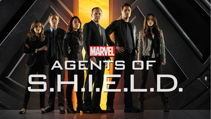 Illustration for article titled Season 1 of Agents of SHIELD is streaming on Netflix
