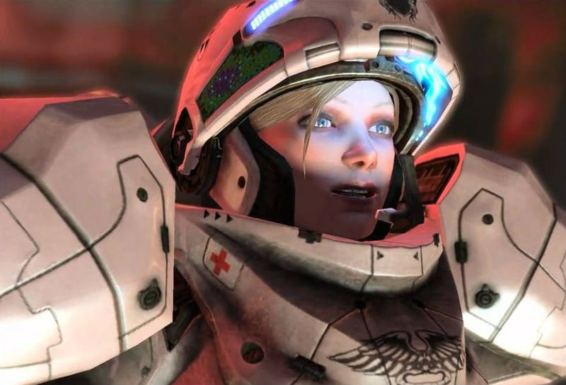Illustration for article titled StarCraft's Medic Is Joining Heroes Of The Storm