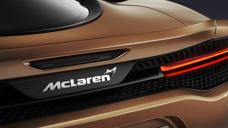 Illustration for article titled McLaren Is Working on a Driver Focused Ferrari SP2 Competitor Without a Top: Report