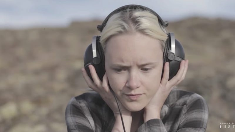 A Young Woman Seeks Guidance from Aliens in Poignant Short In the Pines
