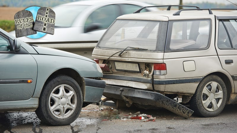 Illustration for article titled What To Do When You Are In A Car Accident