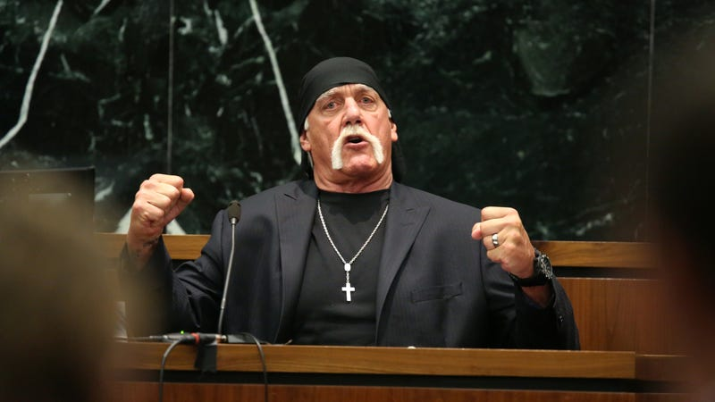 Illustration for article titled Hulk Hogan's Gawker feud might become a limited TV series