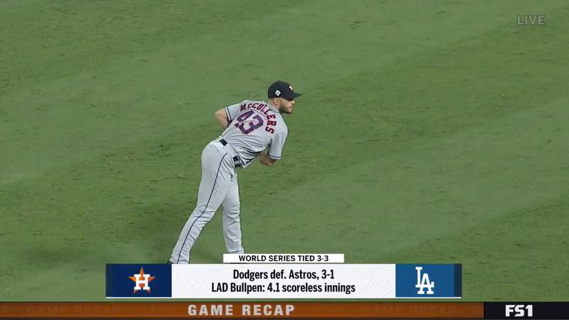 Via MLB on Fox