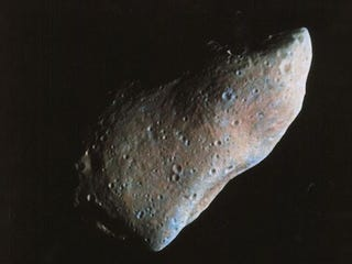 Illustration for article titled Could humanity's next destination in space be a near-Earth asteroid?