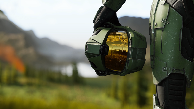 The Master Chief gets ready to continue the fight in the trailer for Halo: Infinite, announced at E3 2018.