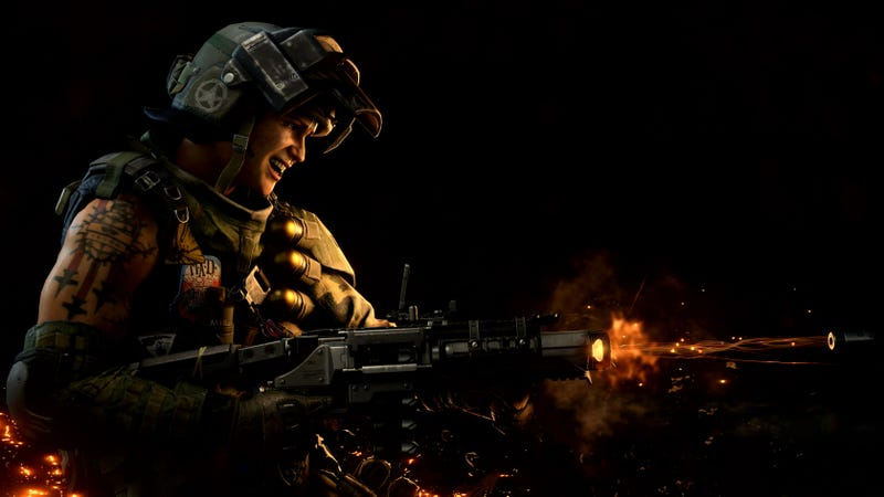Illustration for article titled Black Ops 4 Goes Old School With 'Barebones' Multiplayer