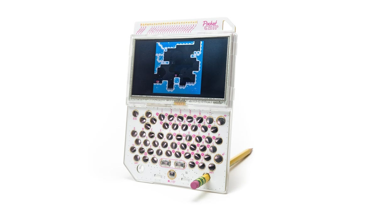 The PocketCHIP Is An Excellent Intro To Absurdly Cheap Computing