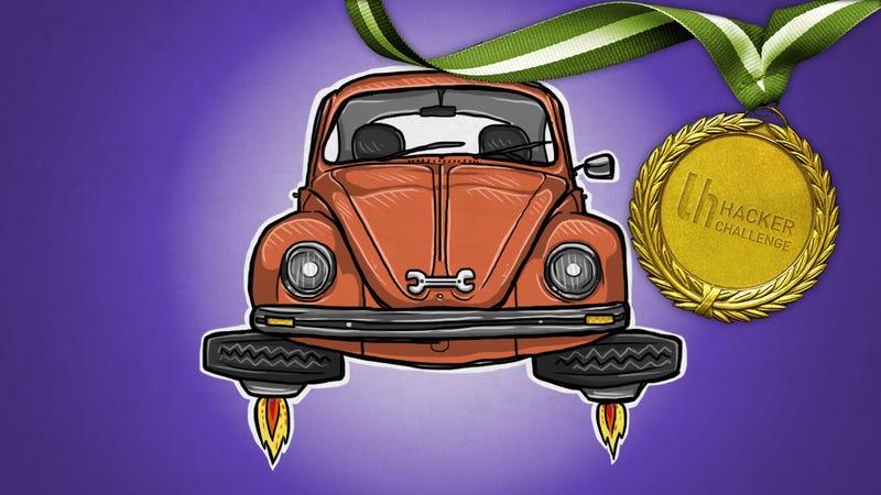 Hacker Challenge: Share Your Best DIY Car Hack