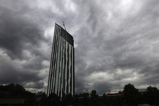 "Illustration for article titled Eco-friendly super-tower, ""The Electric Razor,"" is named ugliest new building in England"