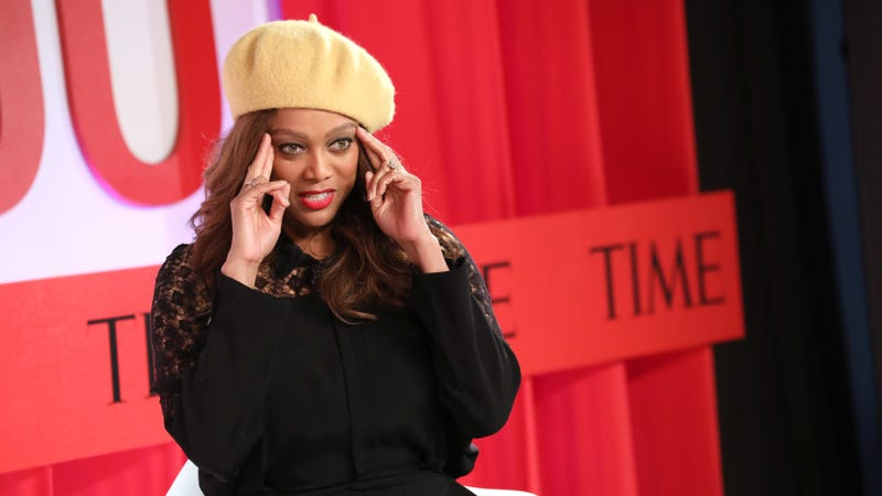 Illustration for article titled Tyra Banks Expands Her Empire With 'Smize Cream'