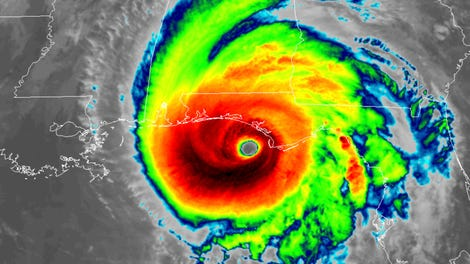 Widespread Cable, Internet, and Radio Outages Mark Hurricane