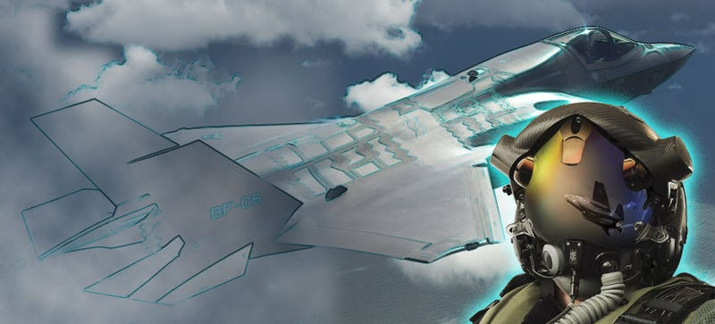 Illustration for article titled The F-35′s X-Ray Vision Is The Future Of Naval (And All Other) Warfare