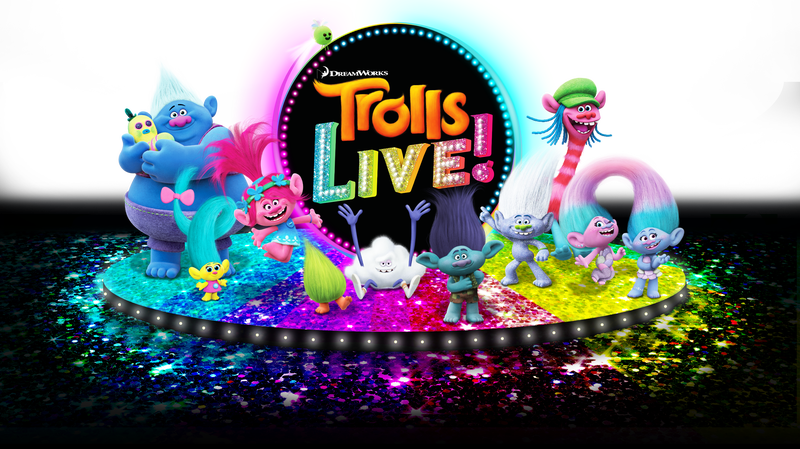 Illustration for article titled Ever wished for a Trolls Live? Too bad, you're getting one