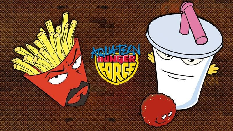 Illustration for article titled Patti Smith sends Aqua Teen Hunger Force off with a solemn tribute song