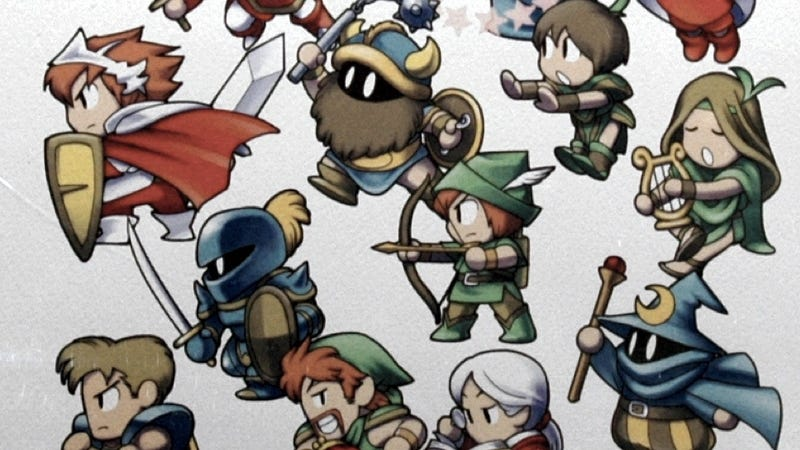 Illustration for article titled Different Takes on Final Fantasy