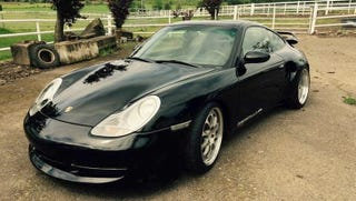 Illustration for article titled Would You Go $59,950 For This 2000 Gemballa Porsche 911?