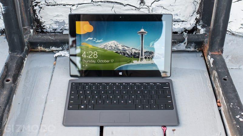 Surface Pro 2, análisis: un poco mejor, pero más de lo mismo