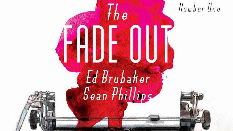 Illustration for article titled Exclusive preview: Brubaker, Phillips, and Breitweiser tackle post-WWII Hollywood in The Fade Out #1
