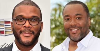 Tyler Perry; Lee DanielsAlberto E. Rodriguez/Getty Images; Valery Hache/AFP/Getty Images