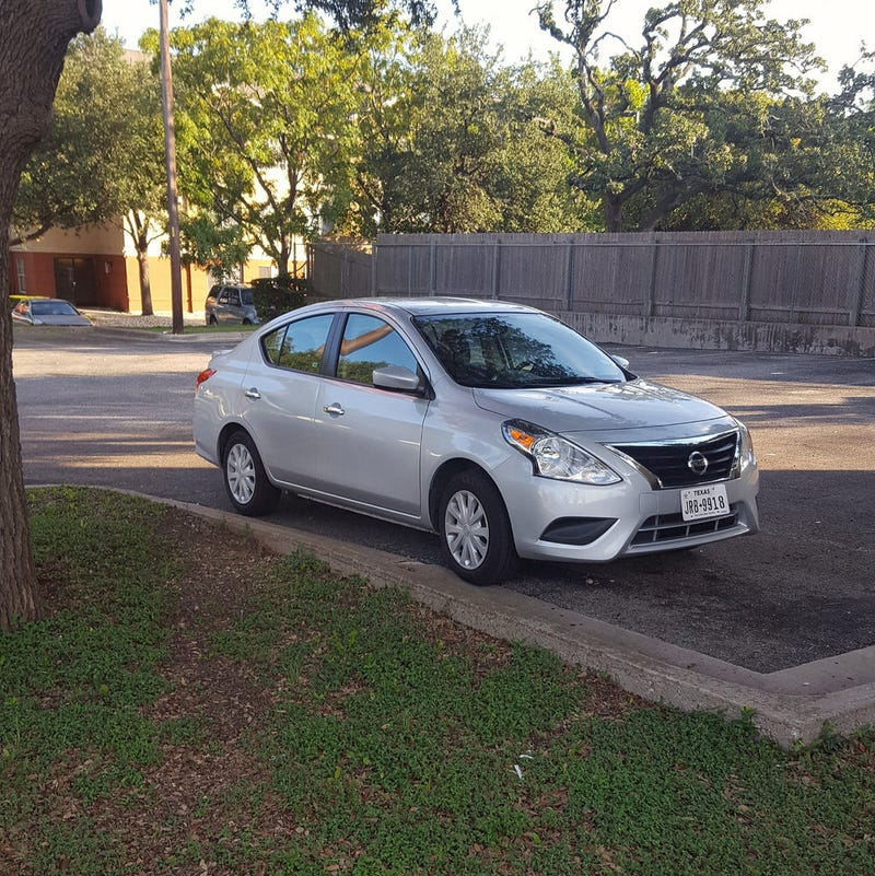 Illustration for article titled I have a rental Nissan Versa for a couple of days. Any interest in a review?