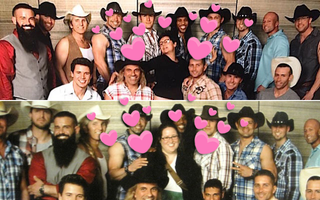 Illustration for article titled We are Virgins Among Cowboys: Jezebel Goes to a Romance Convention