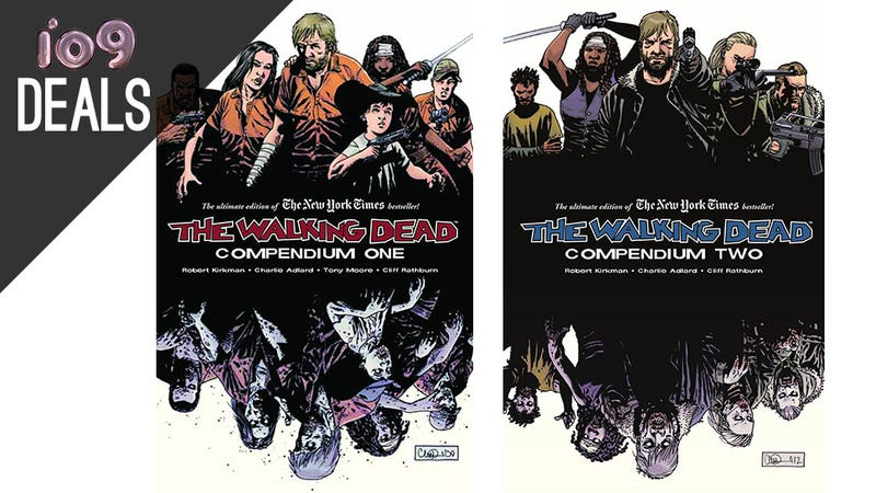 Illustration for article titled The Walking Dead Compendiums, Game Of Thrones Season 3 [Deals]
