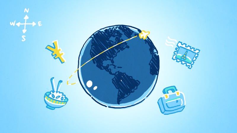 Illustration for article titled What First-Time International Travelers Should Do Before Departing