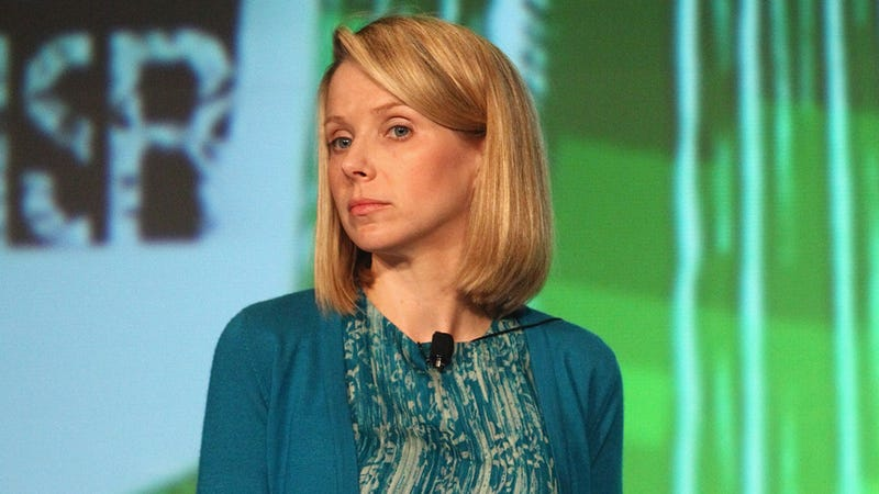 Illustration for article titled New Yahoo CEO Marissa Mayer Announces She's Pregnant. Cue the Shitty, Sexist Reactions.