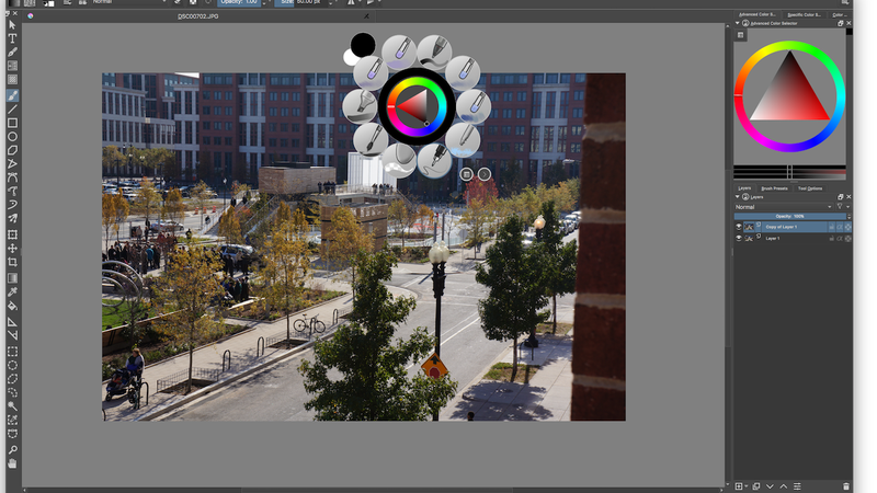 Krita Is a Fast, Flexible, and Free Photoshop Alternative Built by Artists