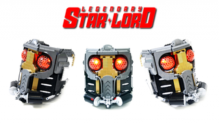 Illustration for article titled The coolest Star-Lord cosplay gear is made out of Lego