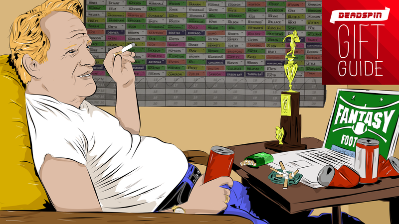 Illustration for article titled Things To Learn Because Your Fantasy Football Team Flamed Out