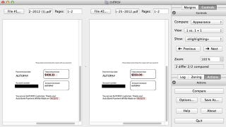 Illustration for article titled DiffPDF Finds Differences Between PDF Files