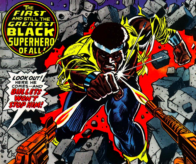 15 Comic Books That Show What Kind of Man Luke Cage Is