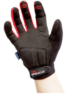 Illustration for article titled Spenco MTB Cycling Gloves