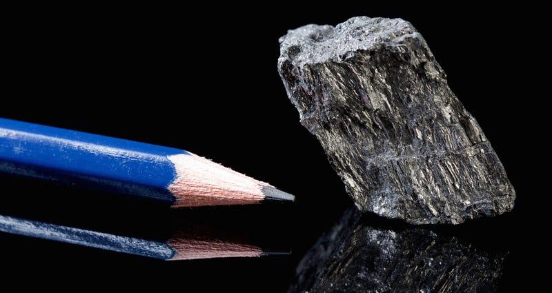 Illustration for article titled Descubren un método sencillo para convertir grafito en diamante