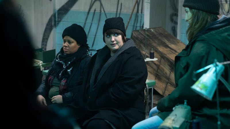 Illustration for article titled Plum's revolution will be televised in the Dietland season finale