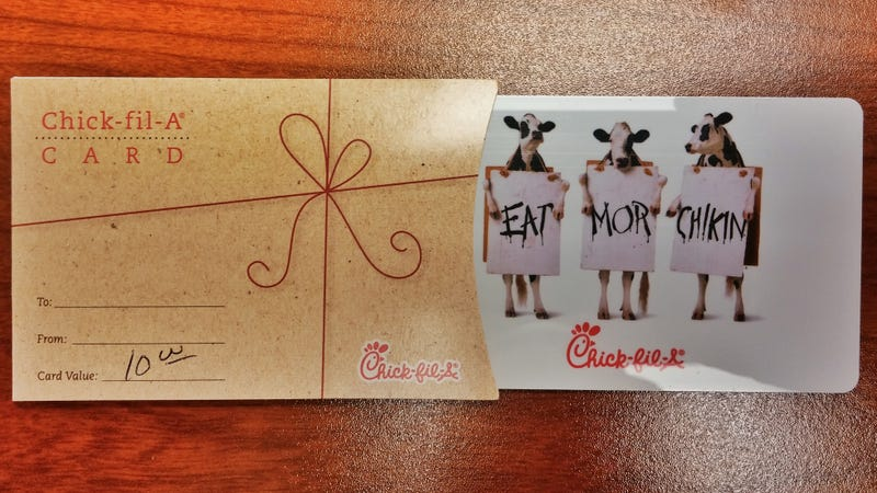 Illustration for article titled This liberal's Chick-fil-A conundrum
