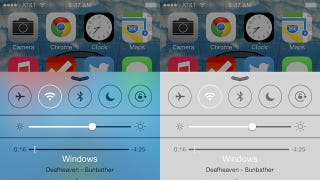 Illustration for article titled Disable Blur Effects in iOS 7 for Easier Reading, Better Performance