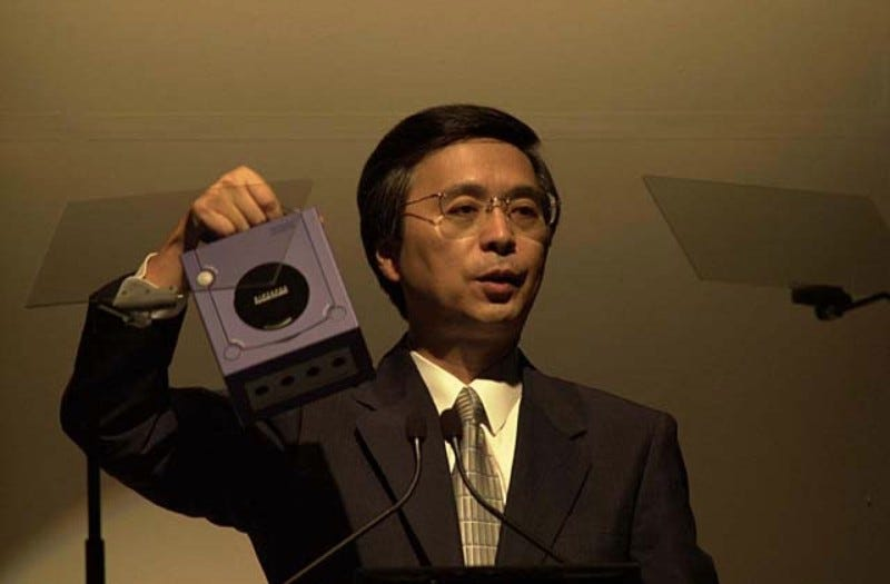 Nintendo's 'technology fellow' Genyo Takeda is retiring