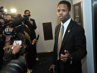 Jesse Jackson Jr. (Karen Bleier/AFP/Getty Images)