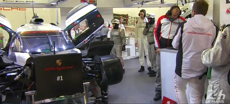 Screencap via FIA WEC live stream