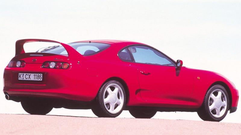 Lets Celebrate The Mark IV Toyota Supras 20th Birthday