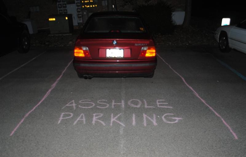 Illustration for article titled Stupid new apartment parking policy