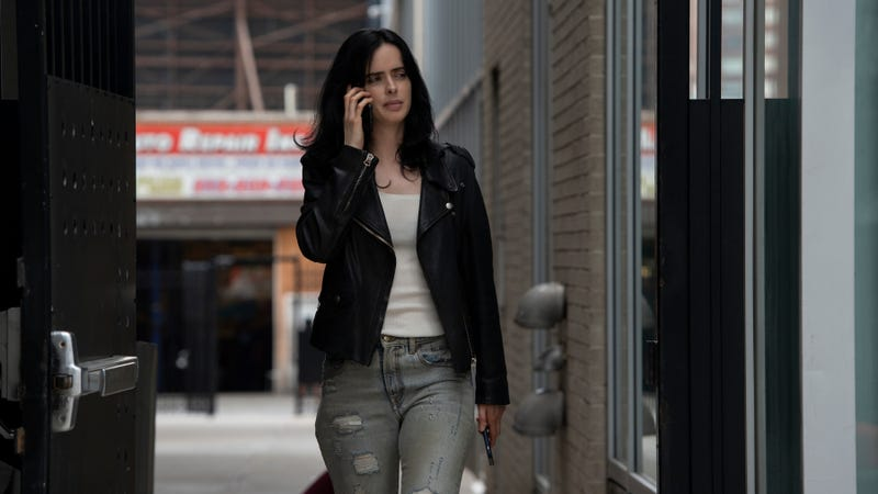 Illustration for article titled The A.V. Club is recapping Marvel's Jessica Jones