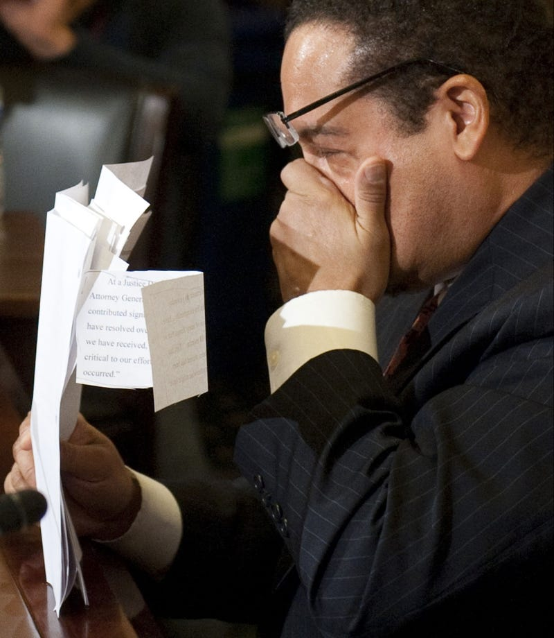 Rep. Keith Ellison (D-MN) (Saul Loeb/Getty Images)