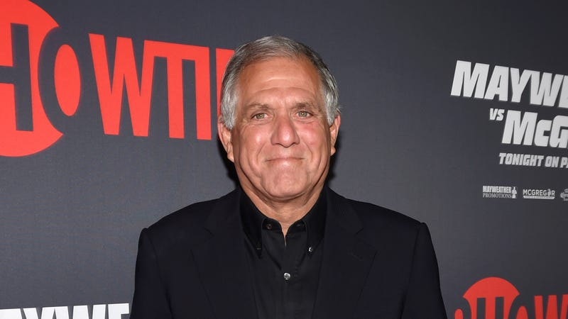 Illustration for article titled CBS CEO Les Moonves Reportedly About to Get the Ronan Farrow Treatment [Updated]